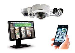 Установить видеонаблюдение в квартире для няни недорого